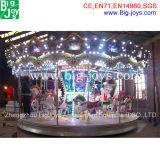 Сладостный Carousel конфеты, Carousel парка атракционов для сбывания (DJ7686711)