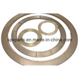 Piezas de automóvil/placa de acero/placa de embrague/disco material de Frition /Friciton/disco de embrague
