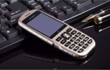 Metal cheio de 2.4 polegadas, telefone móvel da prova de IP56 Watter