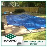 Tampa durável da piscina da segurança para a associação interna