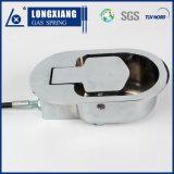 Molas de gás ajustáveis Lockable com o punho do zinco para a cadeira médica