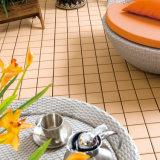 Im Freien preiswertes rutschfestes Swimmingpool-Fußboden-Plattform-Mosaik-Porzellan deckt Preis-heißen Verkauf in Dubai für Verkauf mit Ziegeln