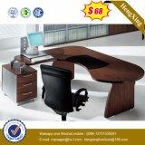Escritorio caliente L vector moderno de la oficina de la dimensión de una variable (HX-AD015) del ejecutivo de venta