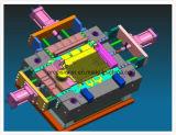 電気および電子部品のためのアルミ鋳造型