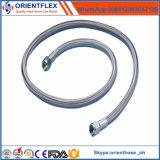 Tubo flexível de teflão de alta qualidade R14 Mangueira de aço trançada