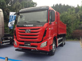 Nuevo carro de descargador pesado de Hyundai 6X4 con el mejor precio para la venta