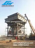 Funil móvel portuário para o cimento, carvão, fertilizante