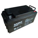 batteria acida al piombo dell'UPS di manutenzione sigillata VRLA di 12V 65ah liberamente