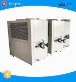 15kw 공기는 산업 물 냉각 5HP에 의하여 냉각된 냉각장치를 냉각했다