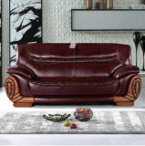China que exporta el sofá de cuero, sofá de la tela, muebles de la sala de estar, muebles caseros (2109)