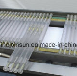 Metal detector della macchina di controllo del ridurre in pani della capsula