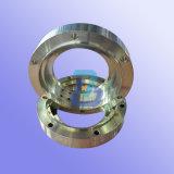 Drilling&Millingを旋盤にかけることを用いる機械化の部分