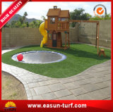 Zacht Kunstmatig Gras rond Zwembad
