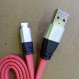 Flache Nudel-Zeile Farbe USB-aufladenzeile für (LK)