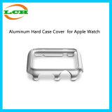 Couverture dure en aluminium de cas pour la montre Iwatch 38mm&42mm d'Apple