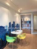 Модернизированные заволакивания стены винила нового украшения материальные для офиса