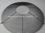 Protezione saldata del ventilatore dell'estrattore del filo di acciaio
