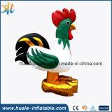 Buntes aufblasbares bekanntmachendes Huhn-Modell für Verkauf
