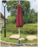 Parasol en aluminium pour jardin extérieur