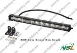 3years Garantie 13 '' 36W LED heller Stab-fahrende Arbeits-Lampe für Jeep des SUV LKW-ATV des Auto-4WD