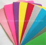 Neopren-Gummiblatt mit Farben-Polyester-Gewebe