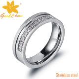 O CNC de Exaset01-1 316L apedreja o preço do anel do aço inoxidável