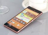 Base impermeable androide abierta original de L55t al por mayor 4G Lte Qude 5.2 pulgadas de teléfono móvil elegante