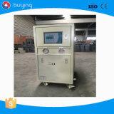 Refroidisseur d'eau refroidi à l'eau industriel de défilement de constructeur de la Chine