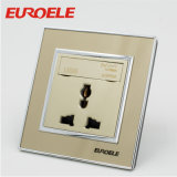 素晴らしい品質Muti機能3ポーランド人の金USBの壁のソケット