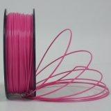 Filamento entero de la impresora del PLA 3D del ABS de la venta 1.75m m 3m m