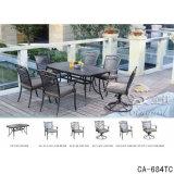 Meubles de fonte d'aluminium, meubles extérieurs Ca-684tc