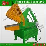 Cisaillement hydraulique d'alligator en métal de Shredwell pour l'acier/aluminium/fer/cuivre de rebut