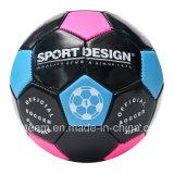 Gioco del calcio deflazionato promozionale della sfera di calcio del PVC di formato 1 per i bambini