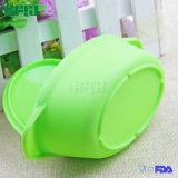 Dishwashableの小型シリコーンの食糧貯蔵容器の食品等級のシリコーンボール