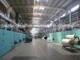 Fabbrica di cuoio sintetica a Guangzhou (C-120)