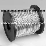 el suministro de la alta calidad estañó el alambre de cobre que tejía usado para el cepillo de carbón