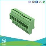 Ma1.5/V3.50 Blok 3.5mm (van 3.81) PCB EindBlok van PCB VDE van de Steekproef UL van de Hoogte het Vrije Insteek