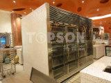 Fabrication de Module de Tableau de meubles d'acier inoxydable de produit en acier avec l'enduit de couleur