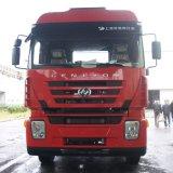 6X4 de Vrachtwagen van de Tractor van 380HP Iveco Hongyan Genlyon