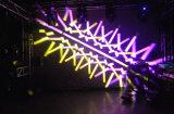 Iluminação principal movente do estágio claro do disco 10r do DJ