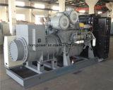 met Perkins 640kw bevat de Diesel 800kVA Generator ATS