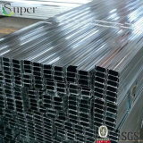 Prezzo d'acciaio del peso galvanizzato costruzione della Manica del metallo C
