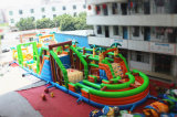 Гигантская раздувная полоса препятствий для малышей и взрослых (CHOB1113-1)