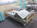 無声車輪の病院の調節可能な手動不安定なベッドとのAG-BMS001