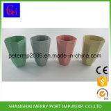 100% BPA natural livram a caneca de café da fibra do trigo de 350ml 12oz, copos bebendo, copos da água