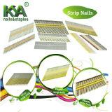 Пластичные круглые головные ногти (3.1X57) для упаковывать, украшение, пластичный обрабатывать
