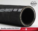 Boyau hydraulique en caoutchouc à haute pression avec le certificat de GV