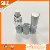 Silberne luftlose Pumpen-Sprüher-Flasche für das Duftstoff-Verpacken