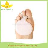 Almohadilla médica del pie del ante del pie del gel