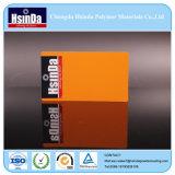 Enduit thermodurcissable extérieur de poudre de polyester d'époxy de résistance aux intempéries